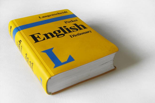 Lektoriranje angleških tekstov in besedil